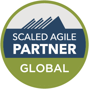 Scaled-Agile-Global-Partner-Badge